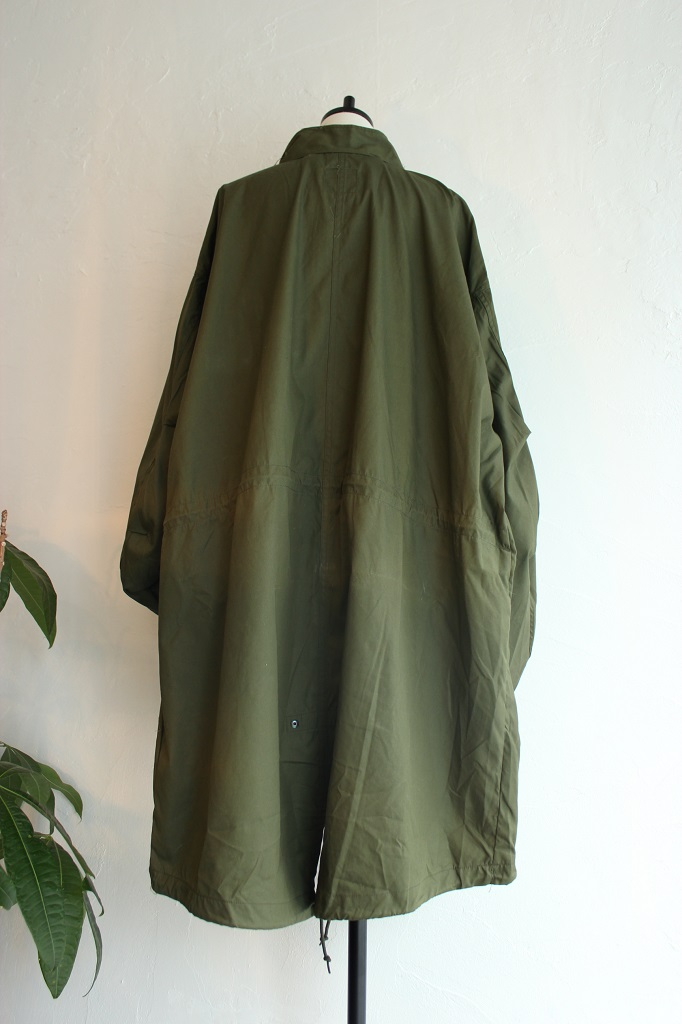 SUNNY VINTAGE 70s m-65 fish tail parka