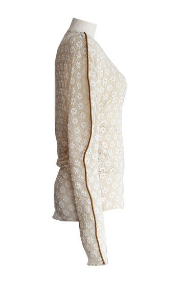 フラワーレーストップス deco-depuis-1985-flower-lace-tops
