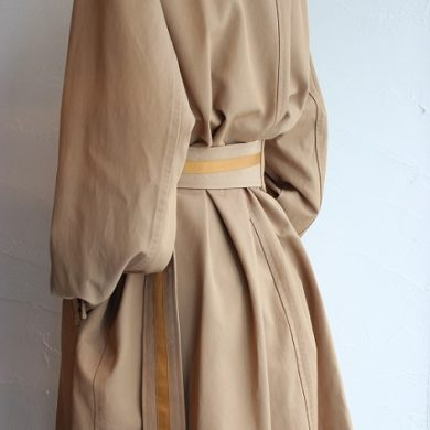 ステンカラーコート plumpynuts-waist-belt-coat2