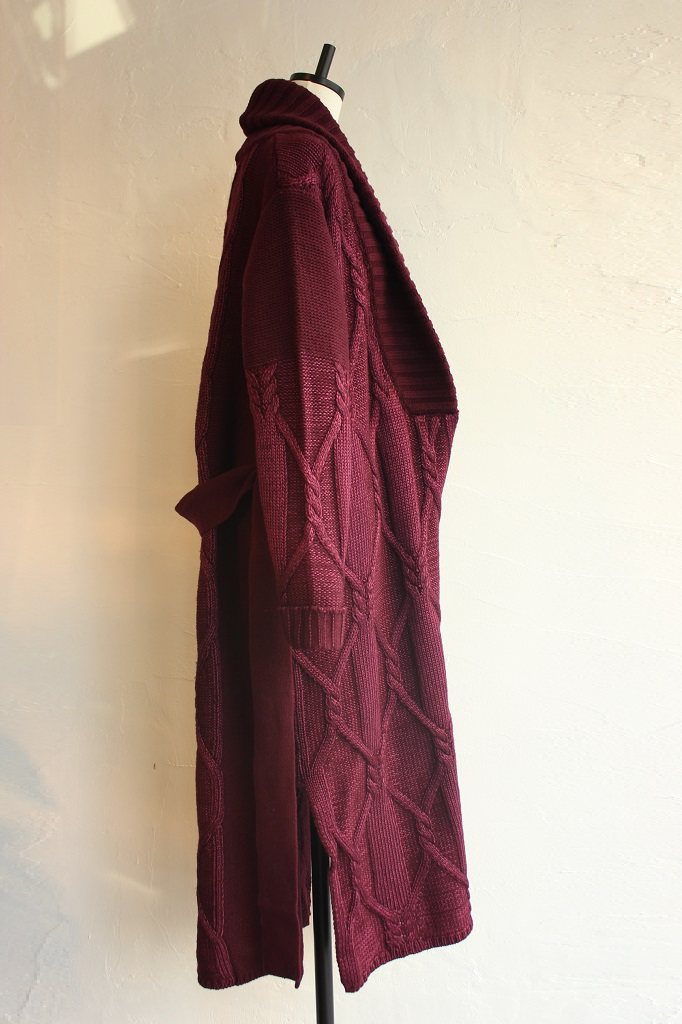 conical-cable-knit-gown2